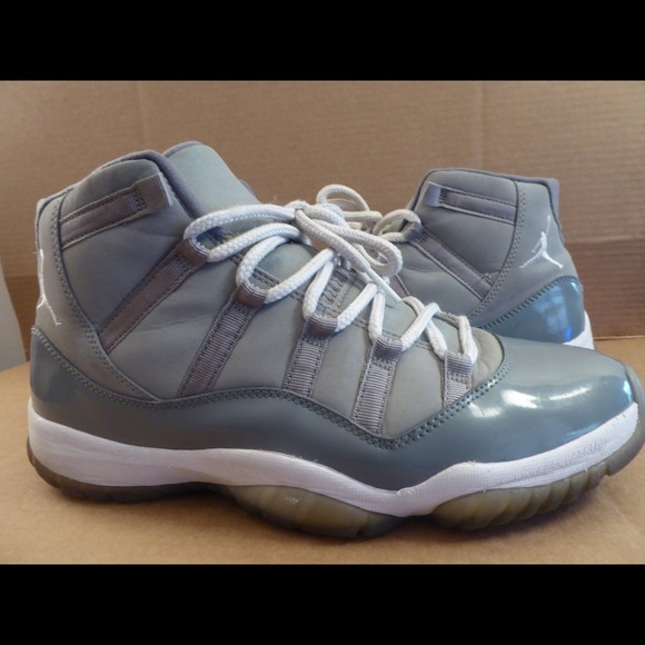 premium selection 46f60 22543 Nike Air Jordan 11 Retro Cool Grey size 10.5
